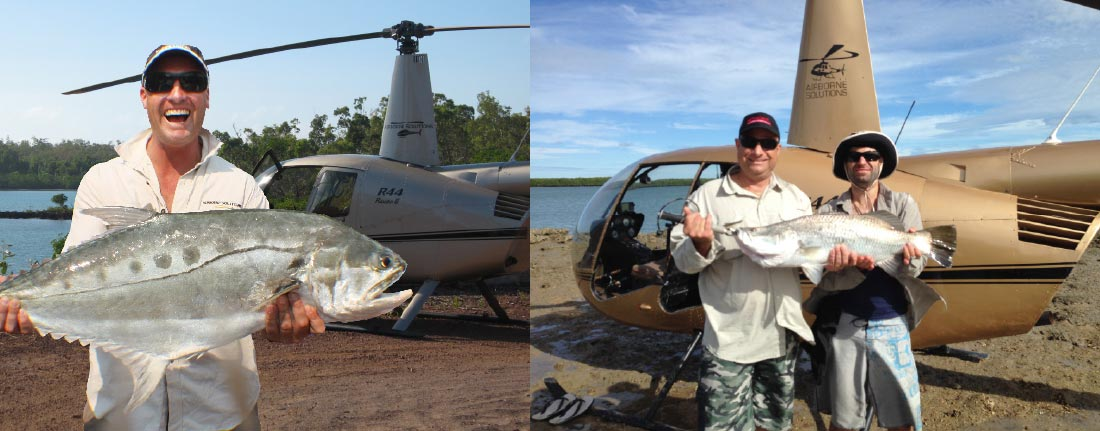 Heli_Fishing_Top_End_Barra