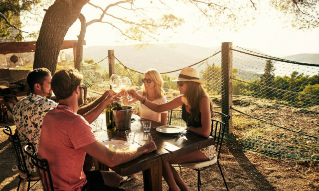 hunter valley tourism flight package