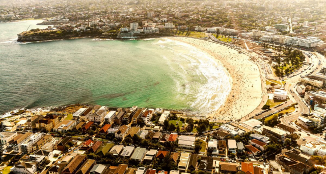 Sydney tourism private flight package