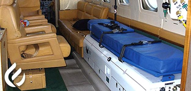 aeromedical private flight