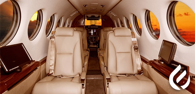 private flights for business