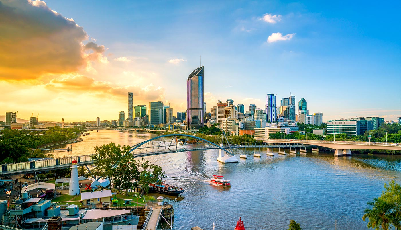 flights to brisbane queensland