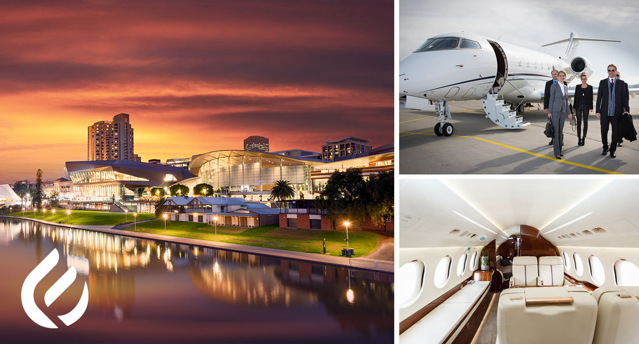Adelaide Private Jet Hire