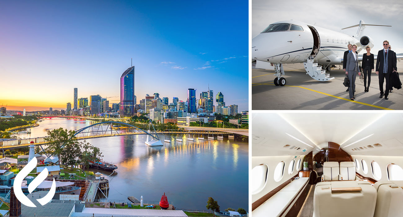 Brisbane Private Jet Hire