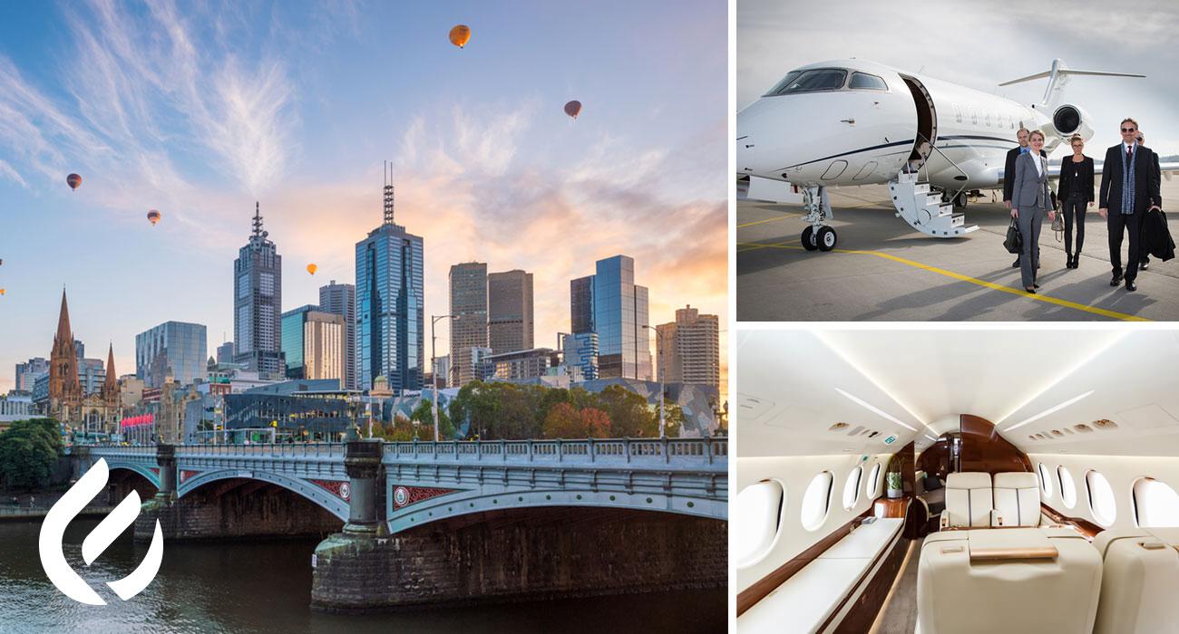 Melbourne Private Jet Hire