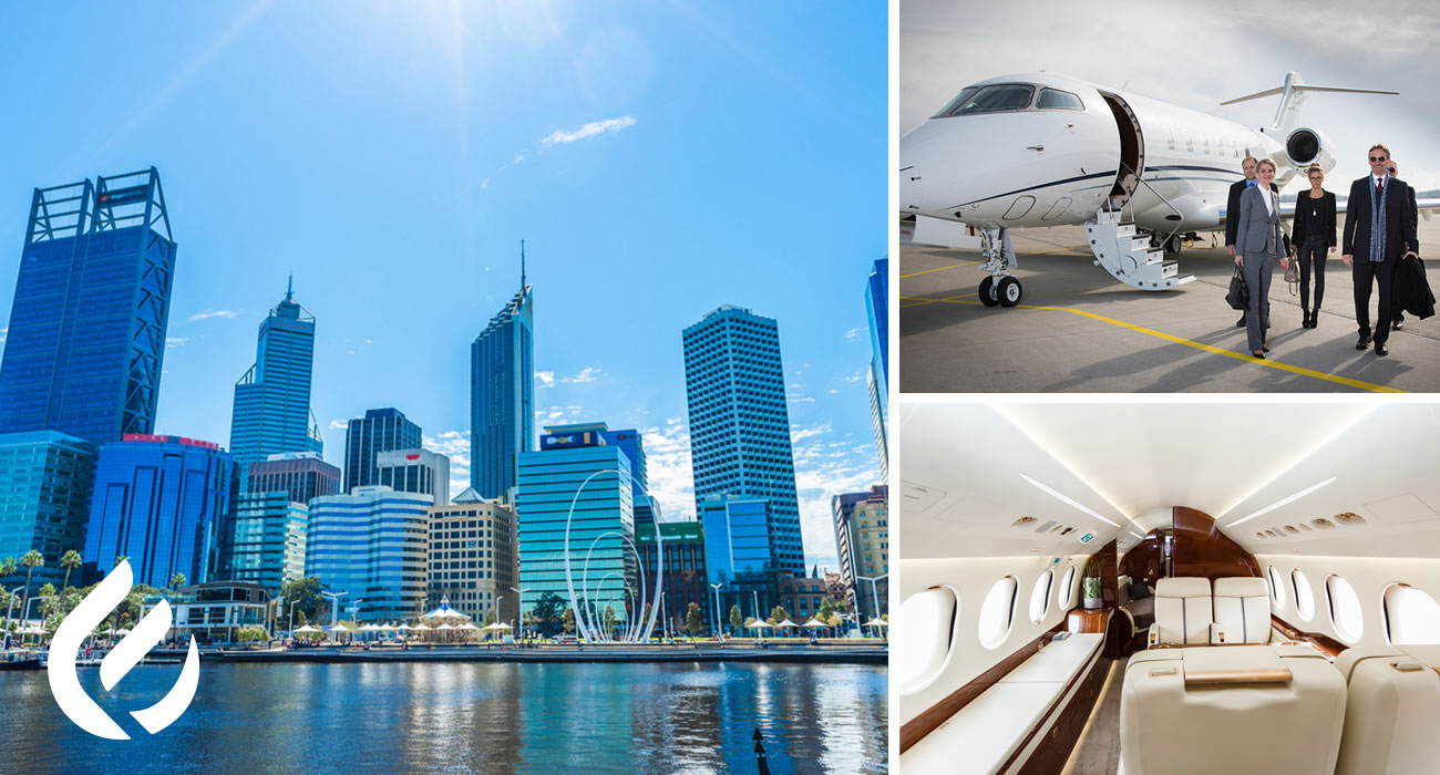 Perth Private Jet Hire