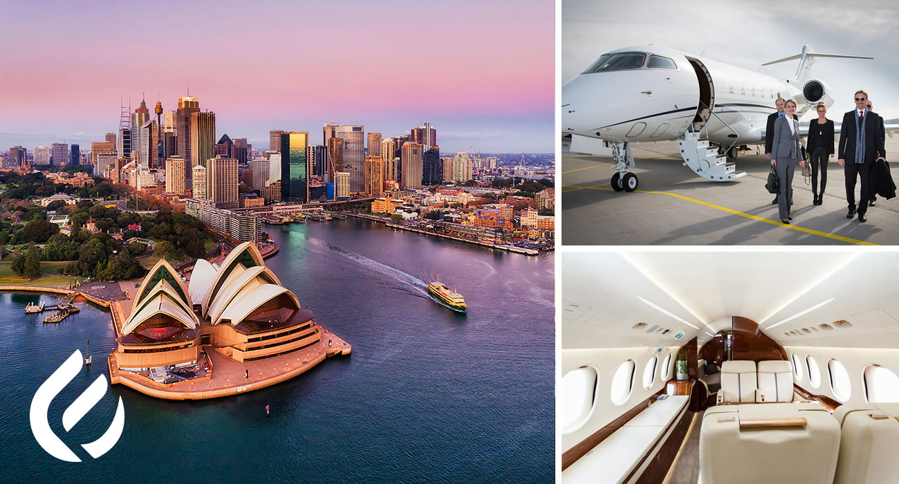 Sydney Private Jet Hire