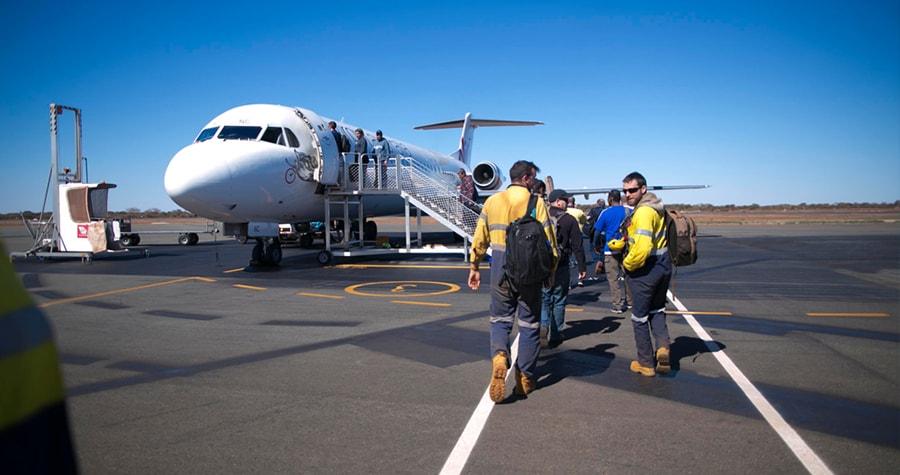 fifo charter flights australia