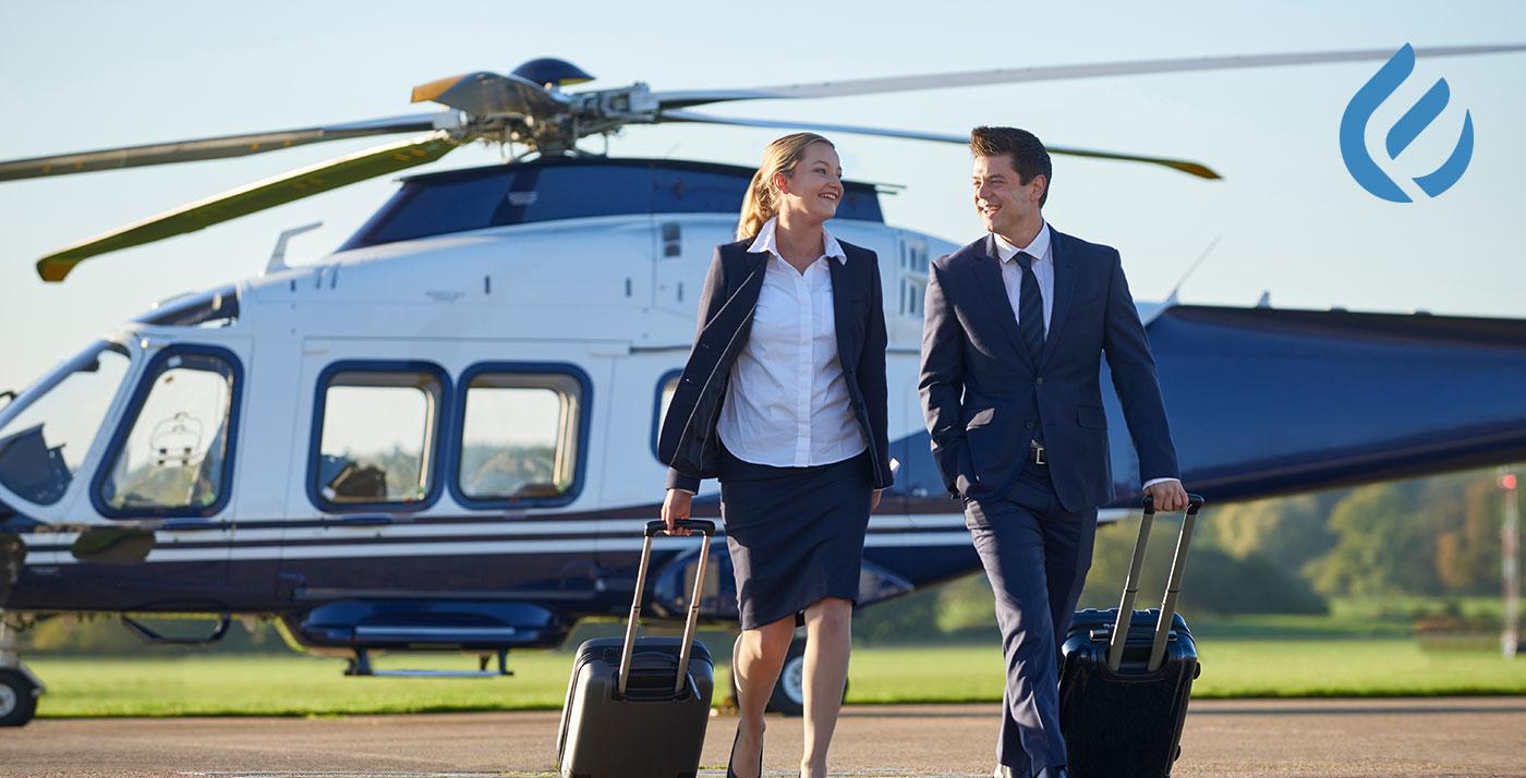 Business Charter Flights