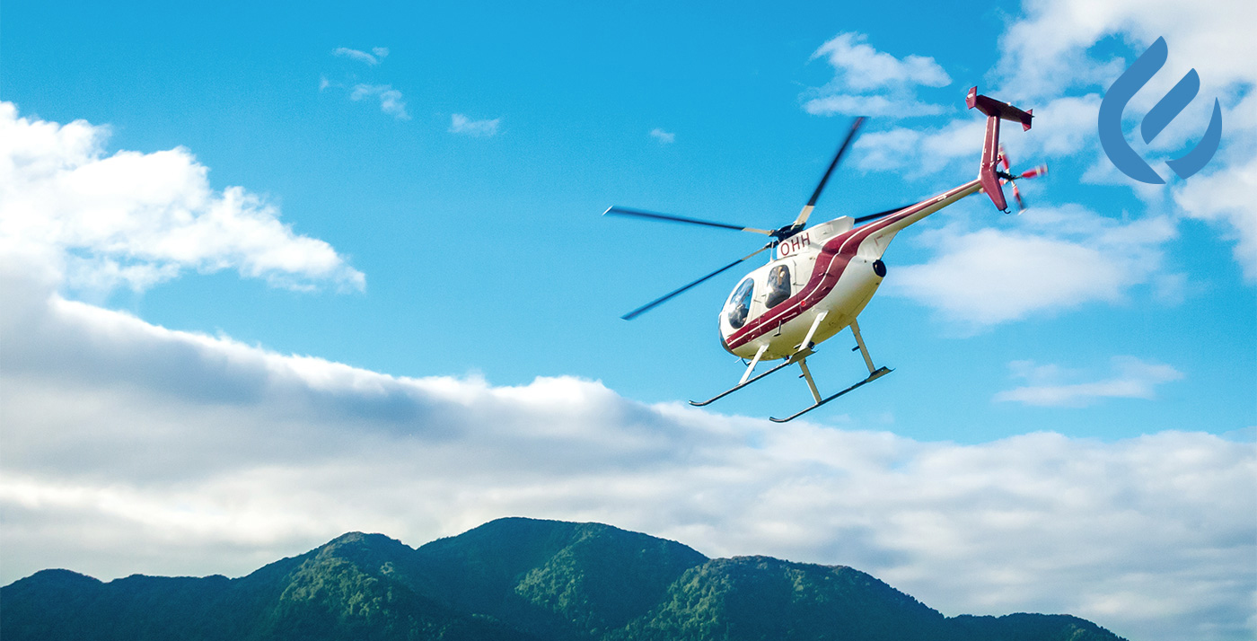 Helicopter Charter | Hire a Helicopter