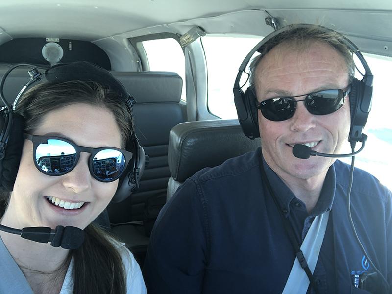 Jet charter for Angel Flight Australia